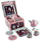 Enchanted Musical Tin Tea Set (11 piece)