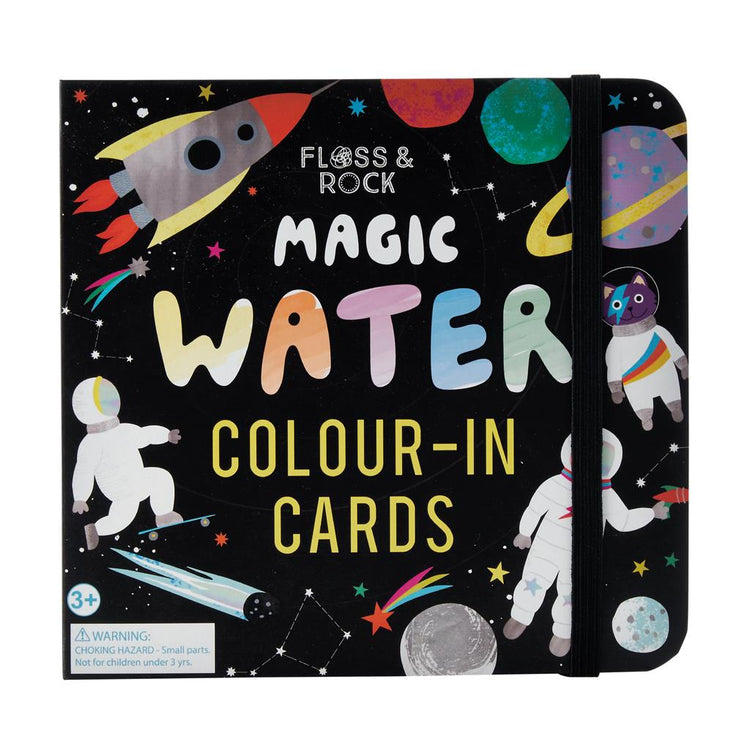 Space Magic Colour Changing Cards