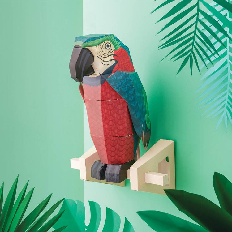 Build Your Own Parrot on a Perch