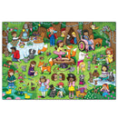 Woodland Party Puzzle