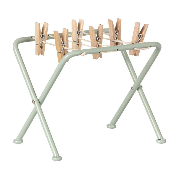 Maileg Drying Rack and Pegs