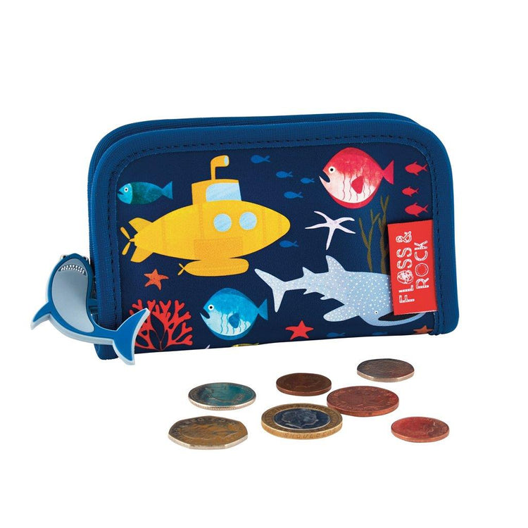 Deep Sea Wallet by Floss & Rock