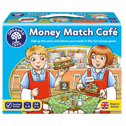 Money Match Cafe Game - I Want That Present