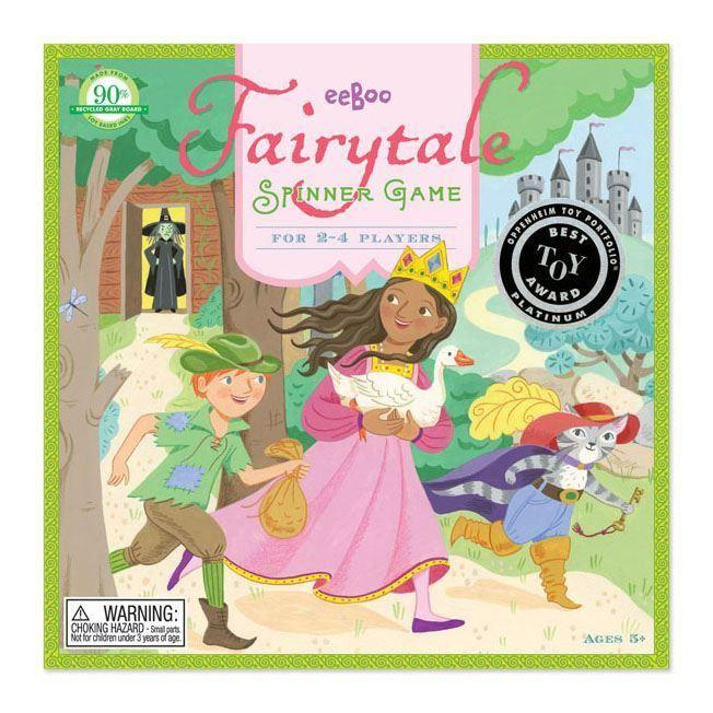 Games - Fairytale Spinner Board Game