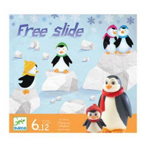 Games - Free Slide Penguin Game