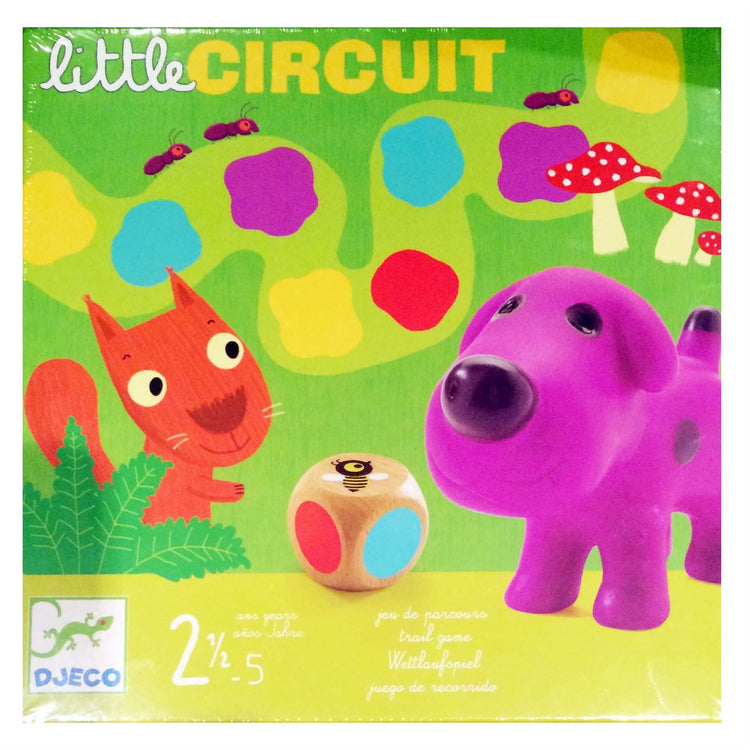 Games - Little Circuit Game