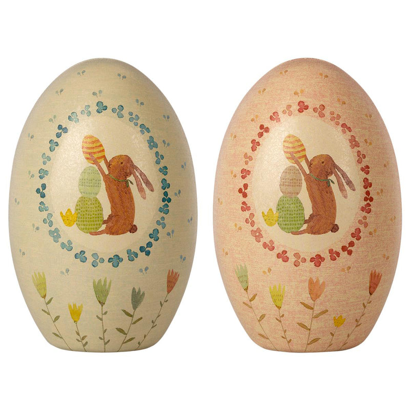 Maileg Metal Easter Eggs - SS21