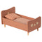 Maileg Mini Wooden Bed - Rose