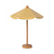 Maileg Beach Umbrella