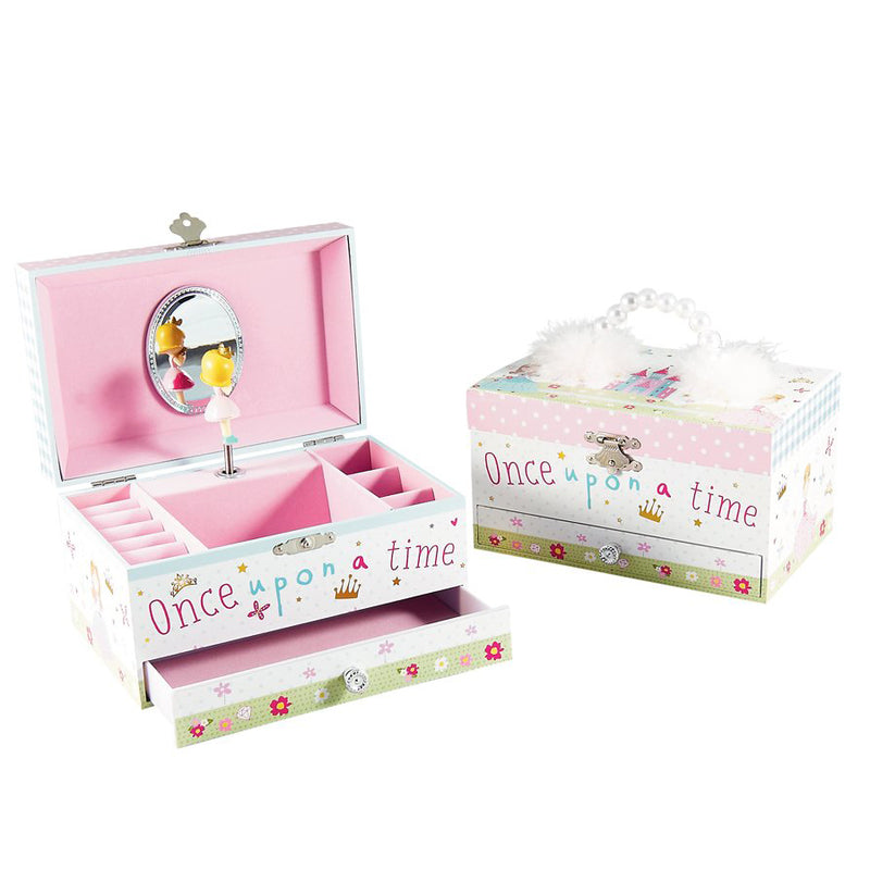 Once Upon a Time Musical Jewellery Box