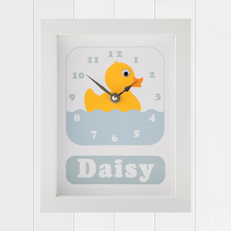Personalised - Clocks - Daisy Duck Personalised Clock