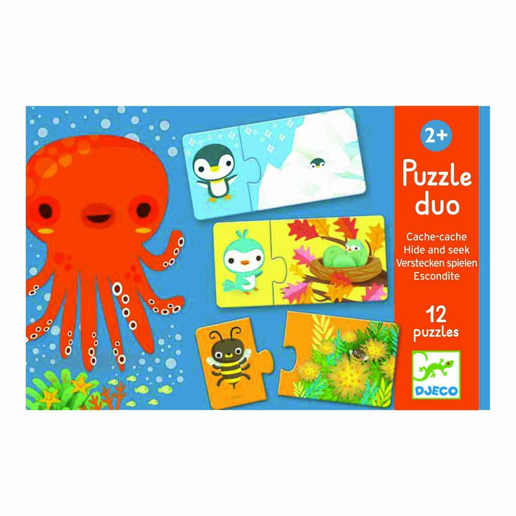 Puzzles - Duo Puzzle - Hide And Seek
