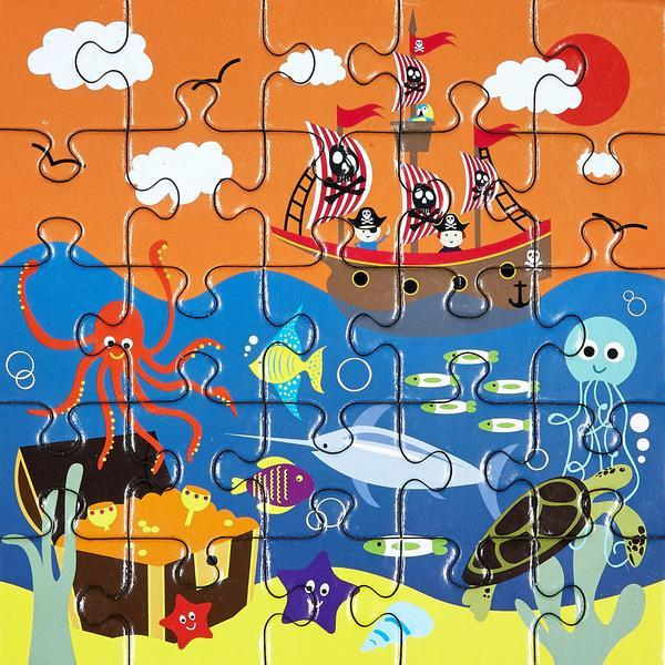 Puzzles - Mini Puzzles By Floss & Rock