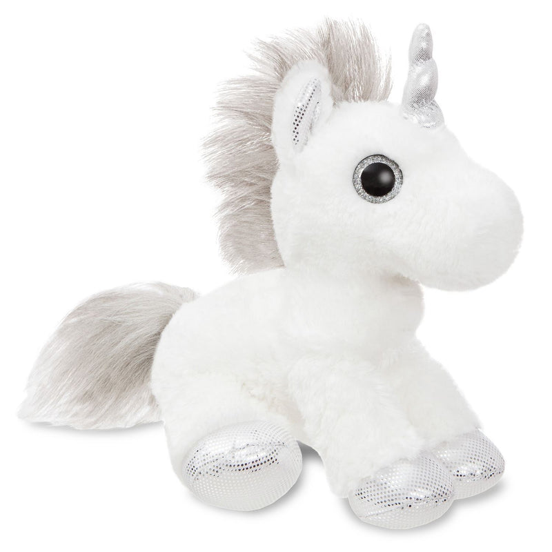 "Aurora Twilight 12"" Unicorn Plush Toy"