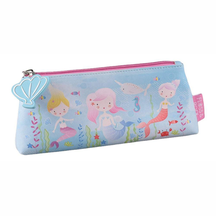 Stationery - Mermaid Pencil Case By Floss & Rock