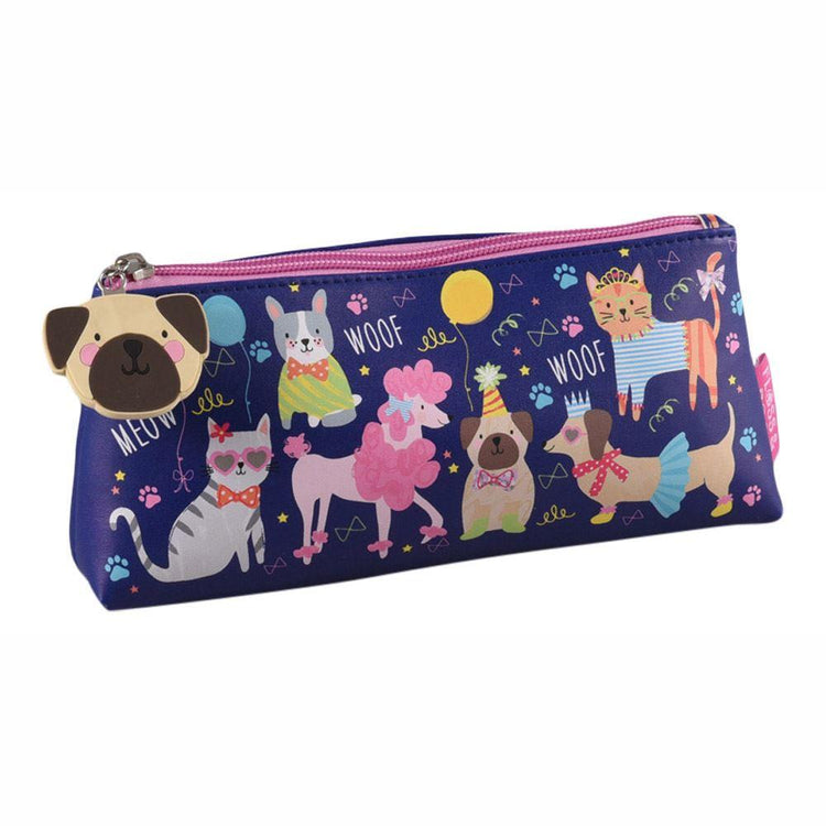 Stationery - Pets Pencil Case By Floss & Rock
