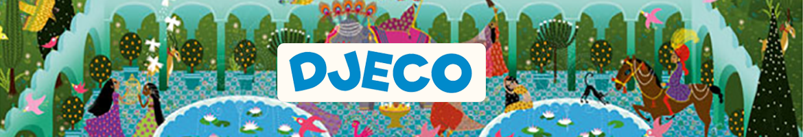 Djeco Games, Puzzles, Arts & Craft Kits