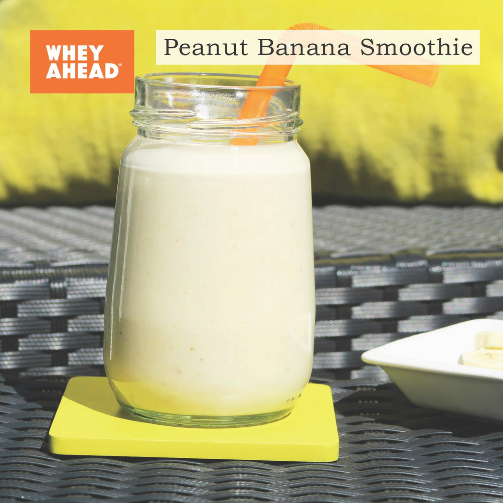 Peanut Banana Smoothie