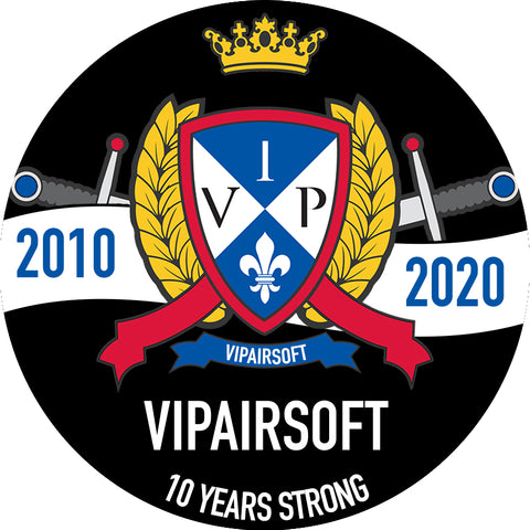 2020 VIP Airsoft Patch