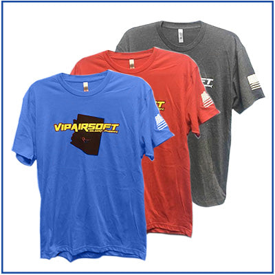 2018 VIPAirsoft T-Shirts!