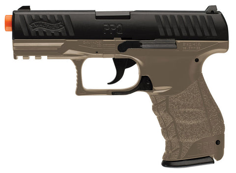 Walther PPQ Special Operations Spring Pistol Kit; Two-Tone