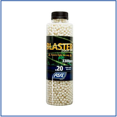 ASG 3300 count Blaster Tracer BBs