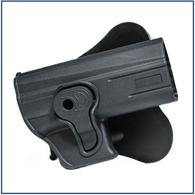 ASG Strike System Polymer Paddle Holster - CZ P-07/09