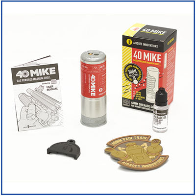 Airsoft Innovations 40 Mike Grenade