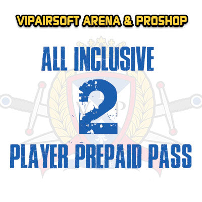 All Inclusive 2 Player Pass