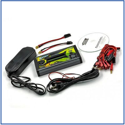 BOL Matrix Balance Charger for NiMh/NiCd/Lipo/LiIon/PbLead