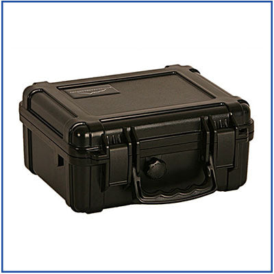 Boulder Case Company - J6000 (Double Pistol Case) - Black