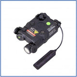 Bravo - P15 Flashlight/Green Laser Combo w/ Pressure Pad
