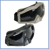 Bravo Tactical Goggles