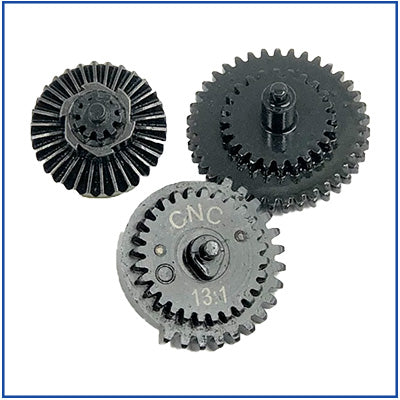 CNC Production - 13:1 High Speed Gear Set
