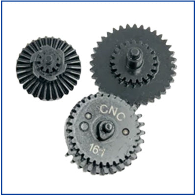 CNC Production - 16:1  Gear Set