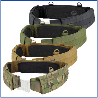 Condor Slim Battle Belt