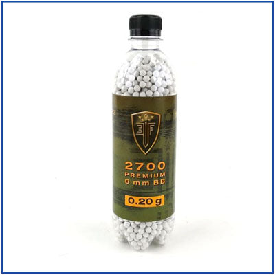 Elite Force .20g 2700 count Precision BBs