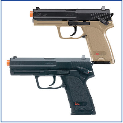 H&K USP CO2 - Combo Package