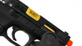 SAI Licensed S&W M&P with Tier 1 Slide - Black