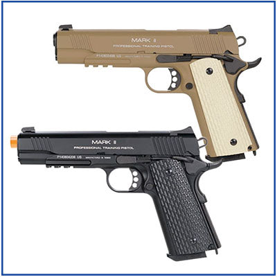 KWA 1911 Mark II PTP