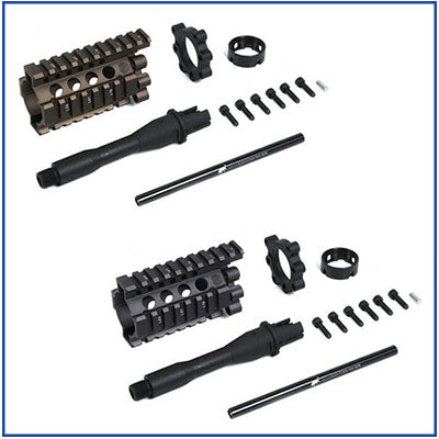MadBull - Daniel Defense Lite Rail Kit - 4""