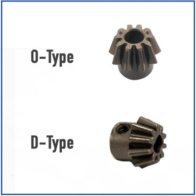 Matrix - Motor Pinion Gear