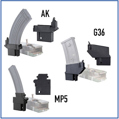 Odin Innovations Magazine Adapter