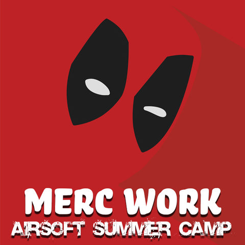 Merc Work Summer Camp