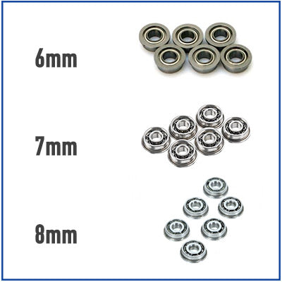 Modify - Steel Bearing Set