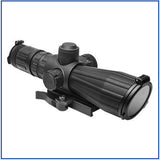 NcStar - 3-9X42 Rubber Armored Scope - BR Dot