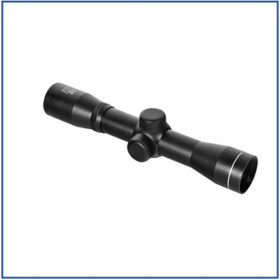 NcStar - 2.5X30 Long Eye Relief Scope w/ Ring Mounts