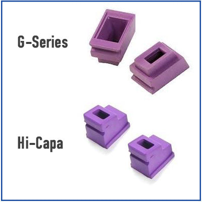 Nine Ball - Gas Route Seal - 2pk
