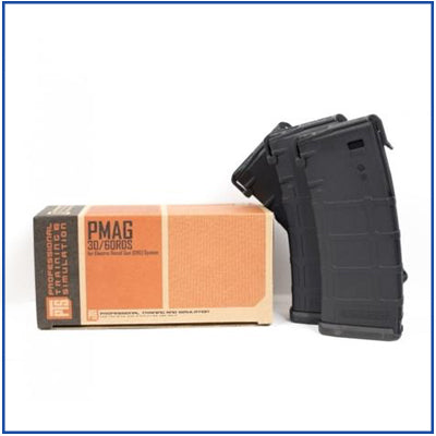 PTS Magpul RM4 ERG PMAG 30/60 - 3 Pack
