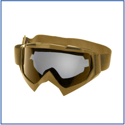 Rothco StormTec OTG (Over the Glasses) Goggles